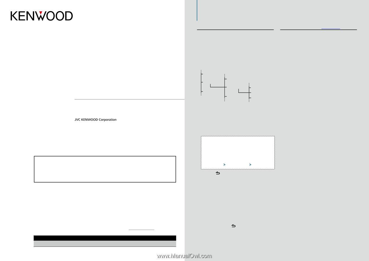 kenwood kdc x896 instruction manual