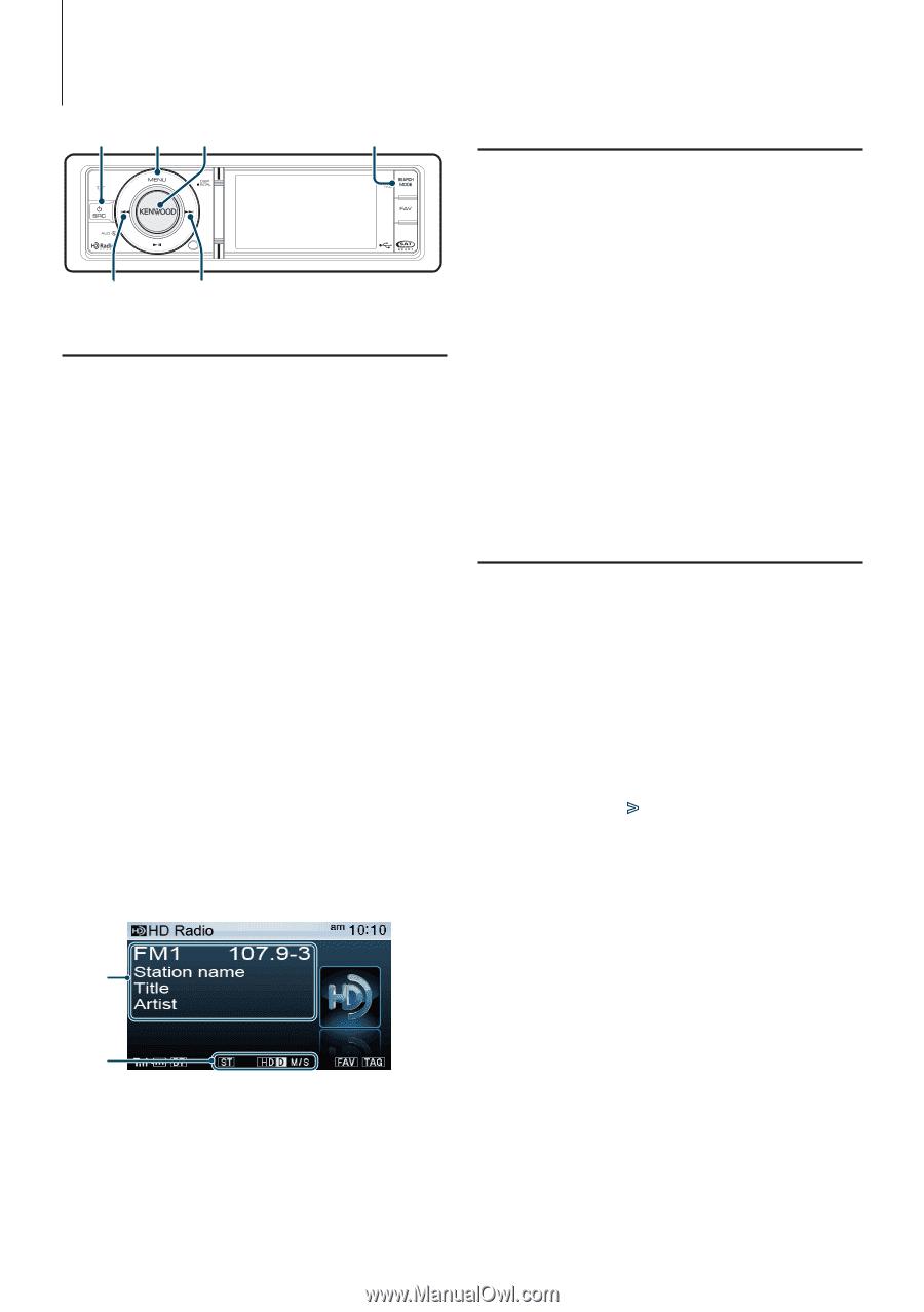 Kenwood KIV-BT900 | Instruction Manual - Page 68 on