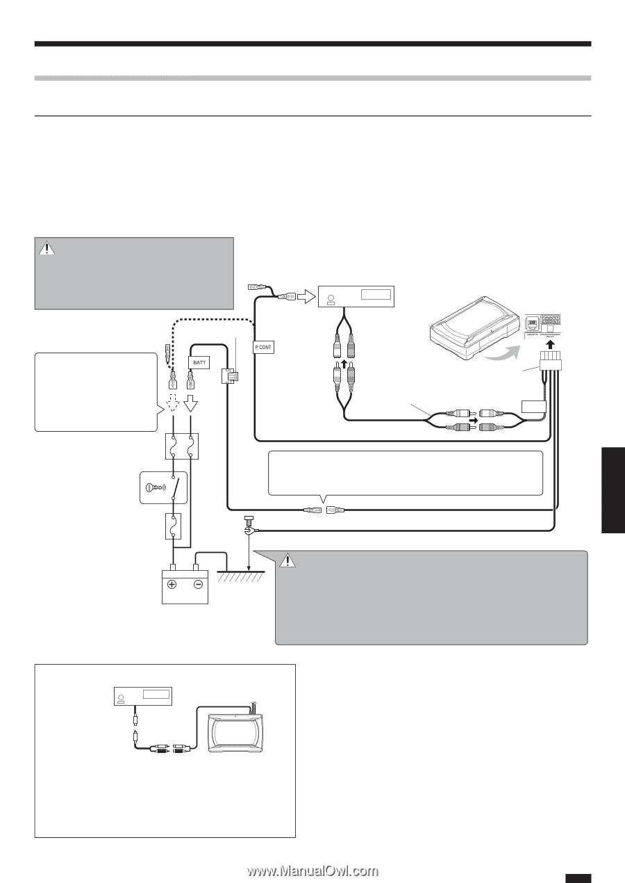 [DIAGRAM_3US]  Kenwood KSC-SW11 | Instruction Manual - Page 7 | Kenwood Ksc Sw11 Wiring Harness Diagram Model |  | Manual Owl