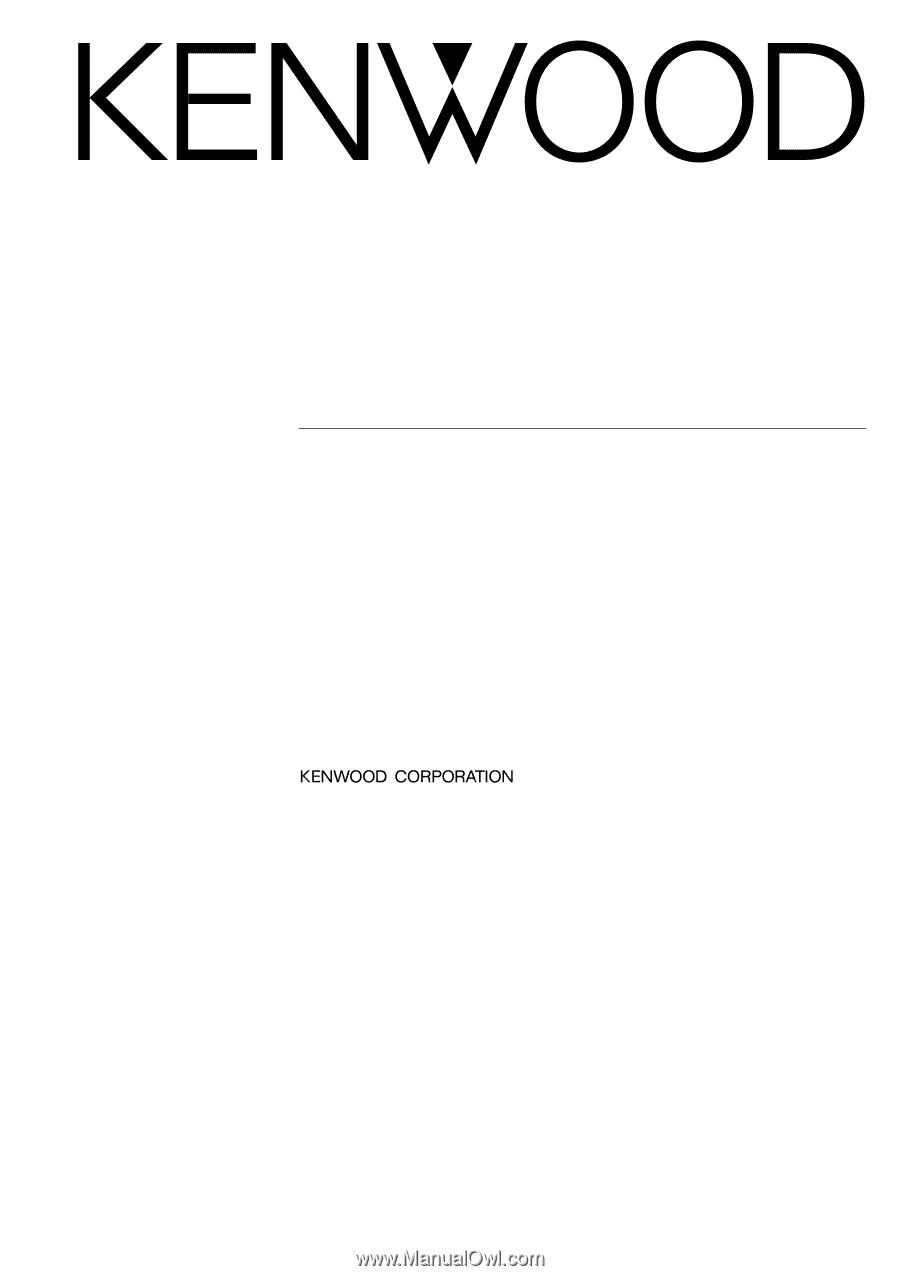 Kenwood Kvt 815dvd Wiring Diagram Simple 815 Trusted Pioneer