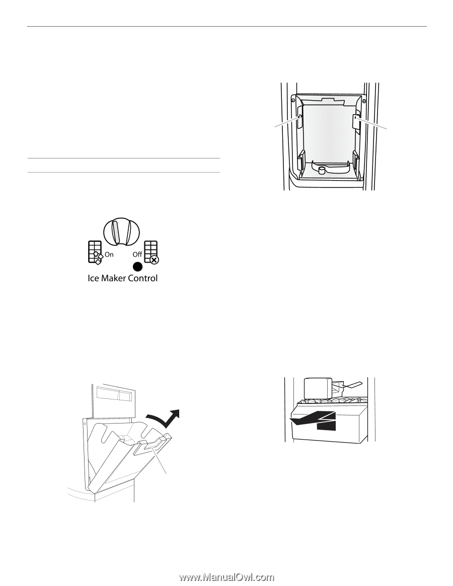 Kitchenaid Kuic15nhzs Use Care Guide Page 20