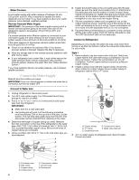 Kitchenaid Kbfs22ewms Use Amp Care Guide Page 11