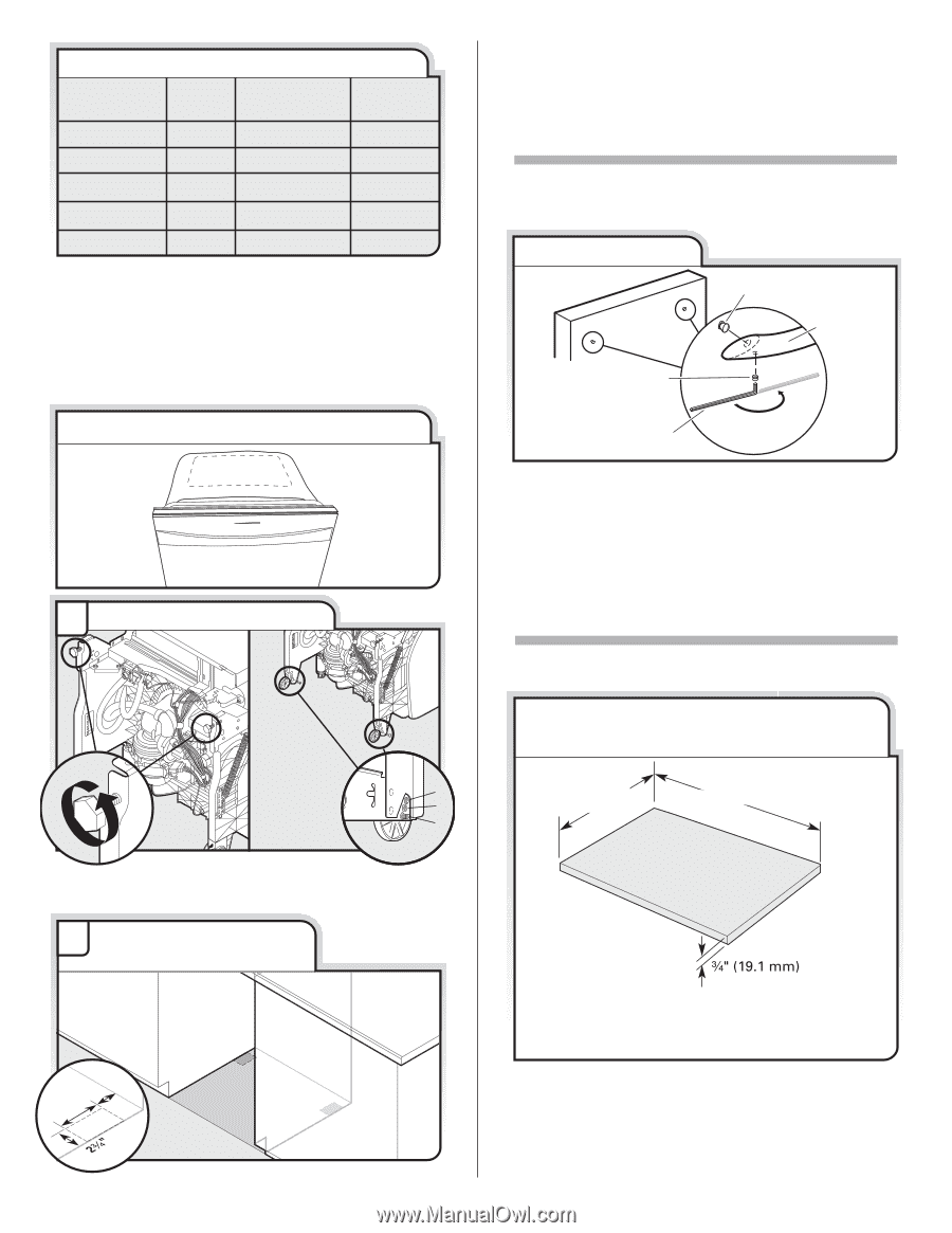 Kitchenaid Kuds30fxss Installation Guide Page 14