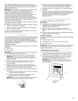 KitchenAid KUIC15NRXS | Use & Care Guide - Page 8 on