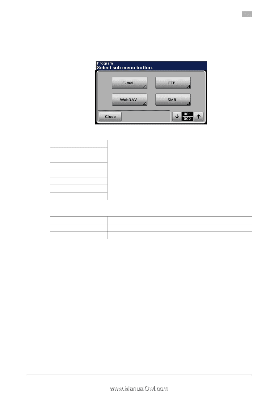Konica Minolta bizhub 36 | bizhub 36/42 Administrator