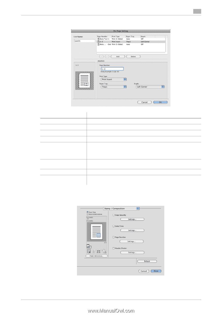 Konica Minolta Bizhub c360 Manual