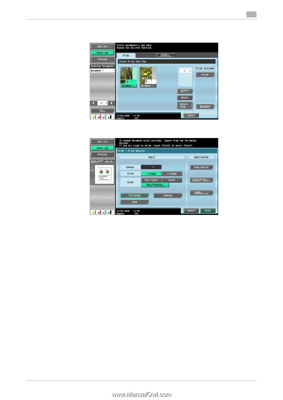 konica minolta bizhub 600 user manual
