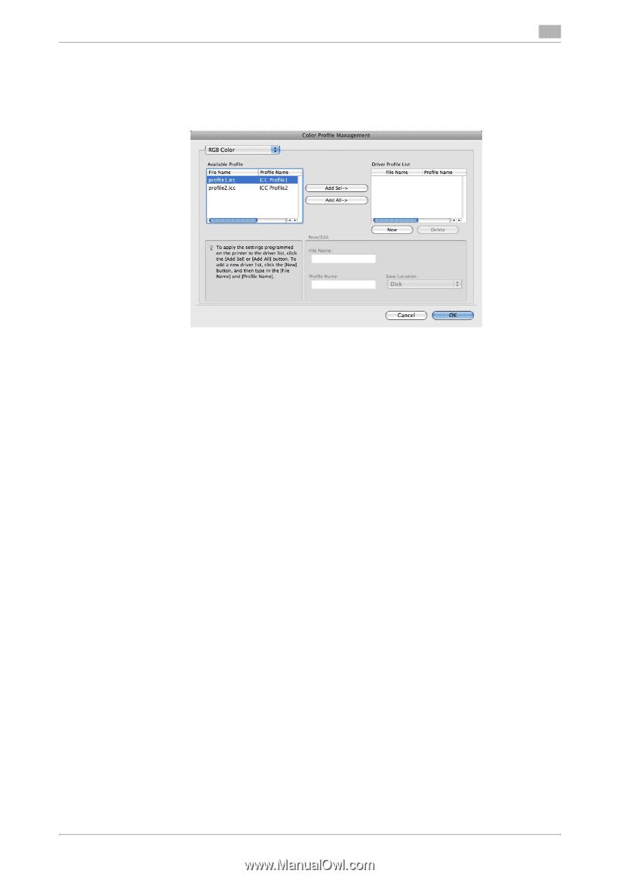 Operations manual For Konica Processor