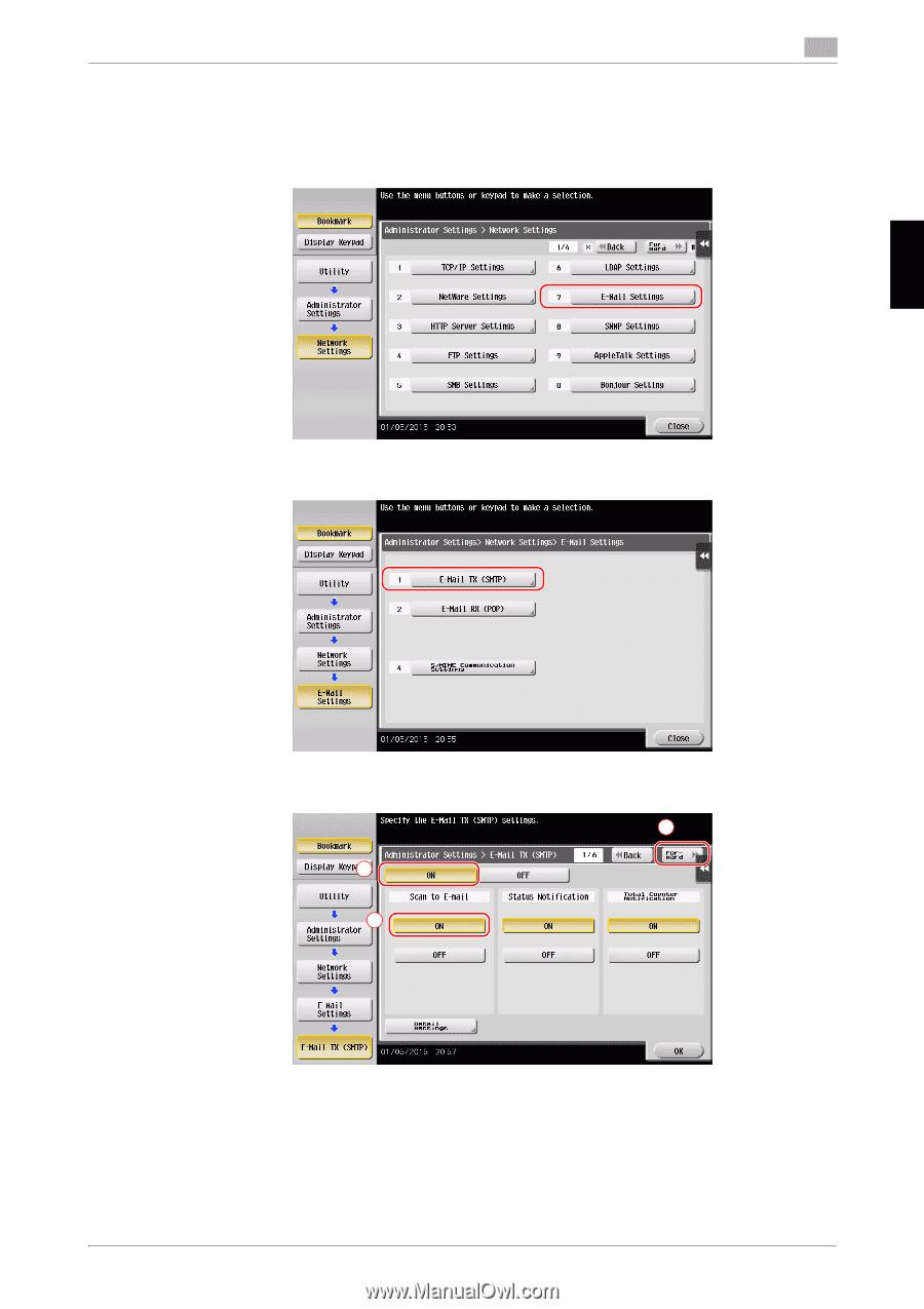 Konica Minolta bizhub C308   bizhub C368/C308 Quick Start Guide