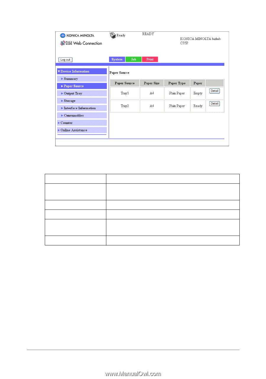 Konica Minolta bizhub C35P   bizhub C35P Reference Guide - Page 231