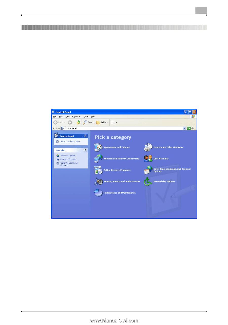 Konica Minolta bizhub C650 | FTP Utility User Manual