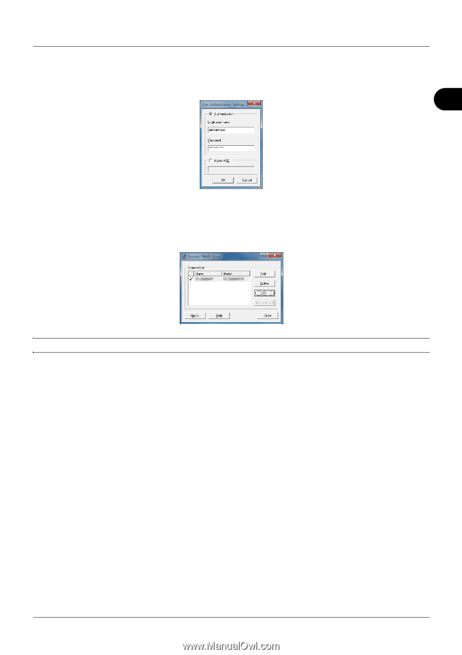 Kyocera ECOSYS M2035dn | ECOSYS M2030dn/M2035dn/M2530dn