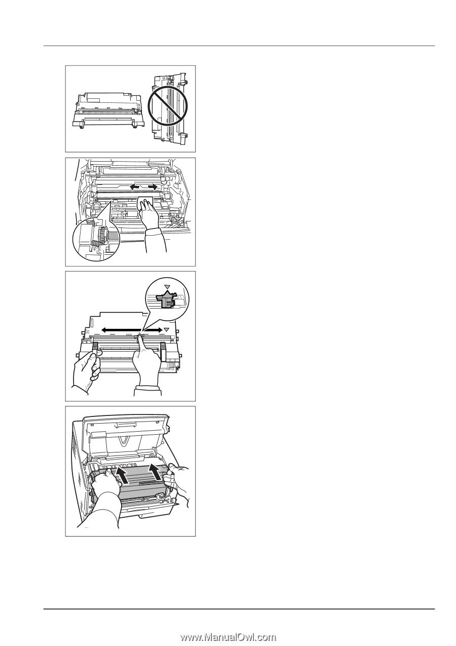 Kyocera ECOSYS FS-1370DN | FS-1370DN Operation Guide (Basic