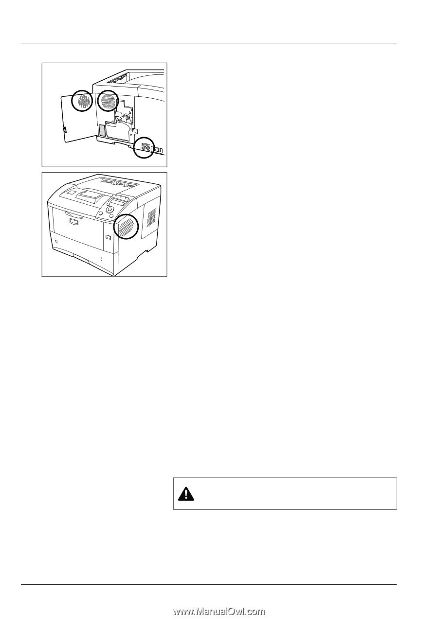 Kyocera FS-3920DN | FS-2020D/3920DN/4020DN Operation Guide