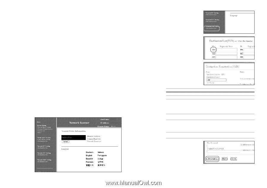 Kyocera KM-C3232   Scan To SMB (Scan to Folder) Setup Rev-1 0