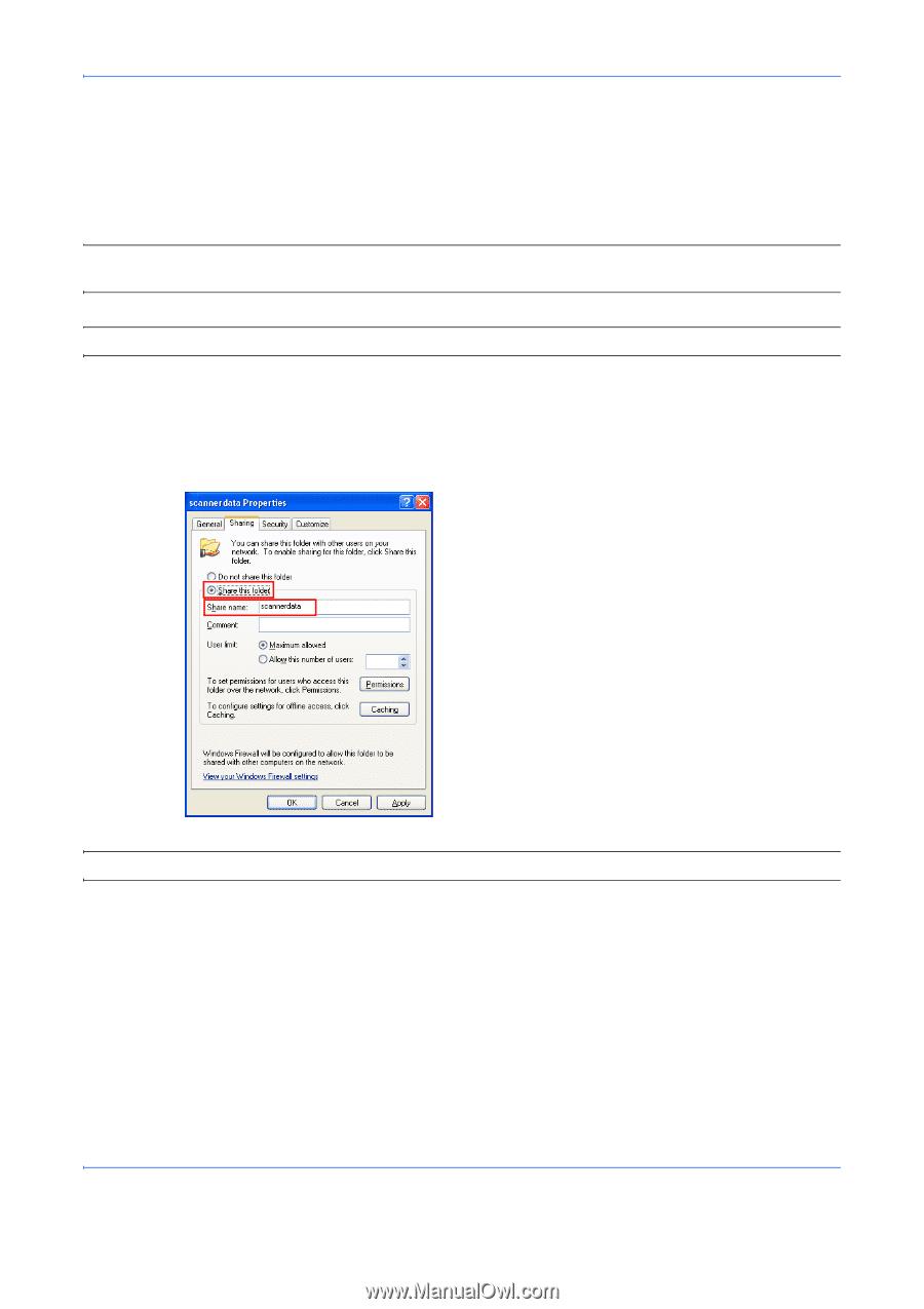 Kyocera KM-2560   Scan To SMB (PC) Setup Guide Rev-3