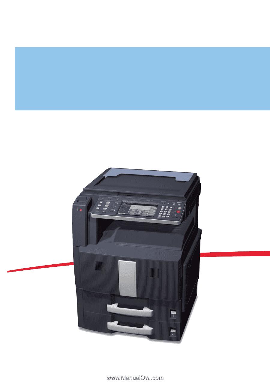 Kyocera Cs 400ci kx Manual
