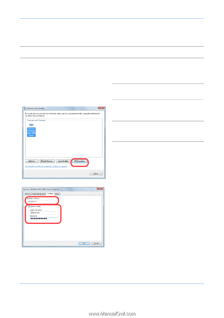 Install wia driver kyocera | 260ci Wia Driver USB  2019-04-10