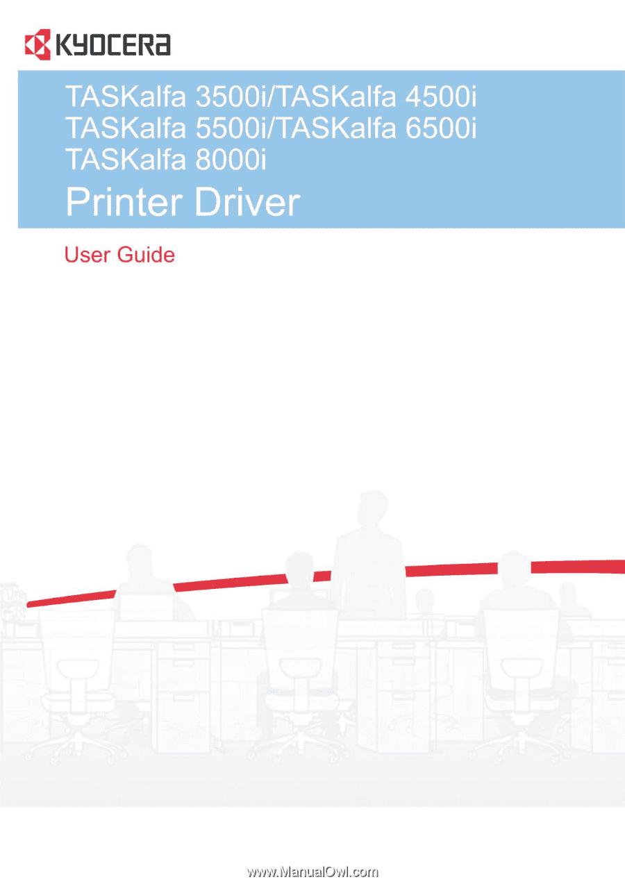 Kyocera cs 5500i manual
