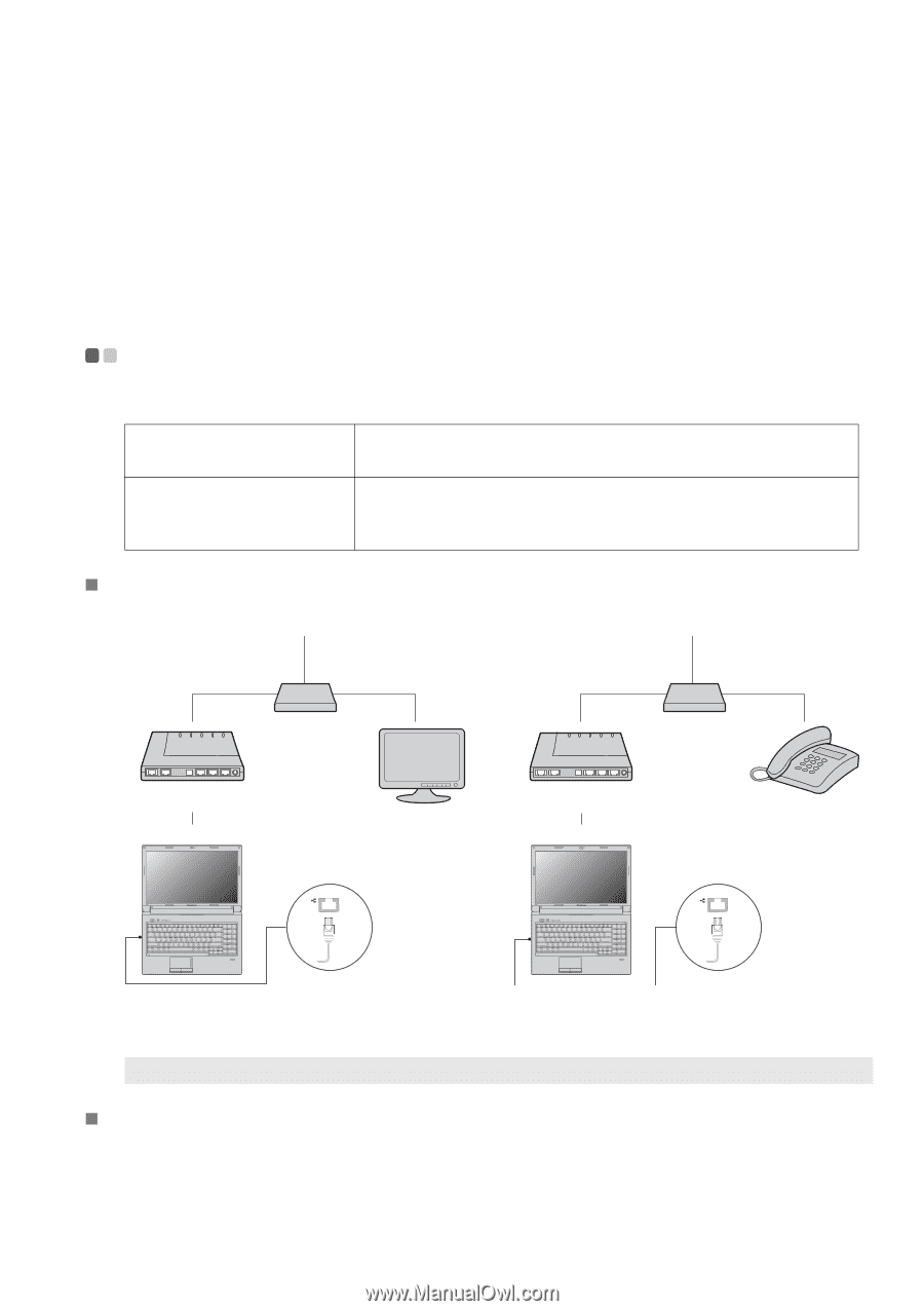 Lenovo B560 | Lenovo B560 User Guide V1 0 - Page 22