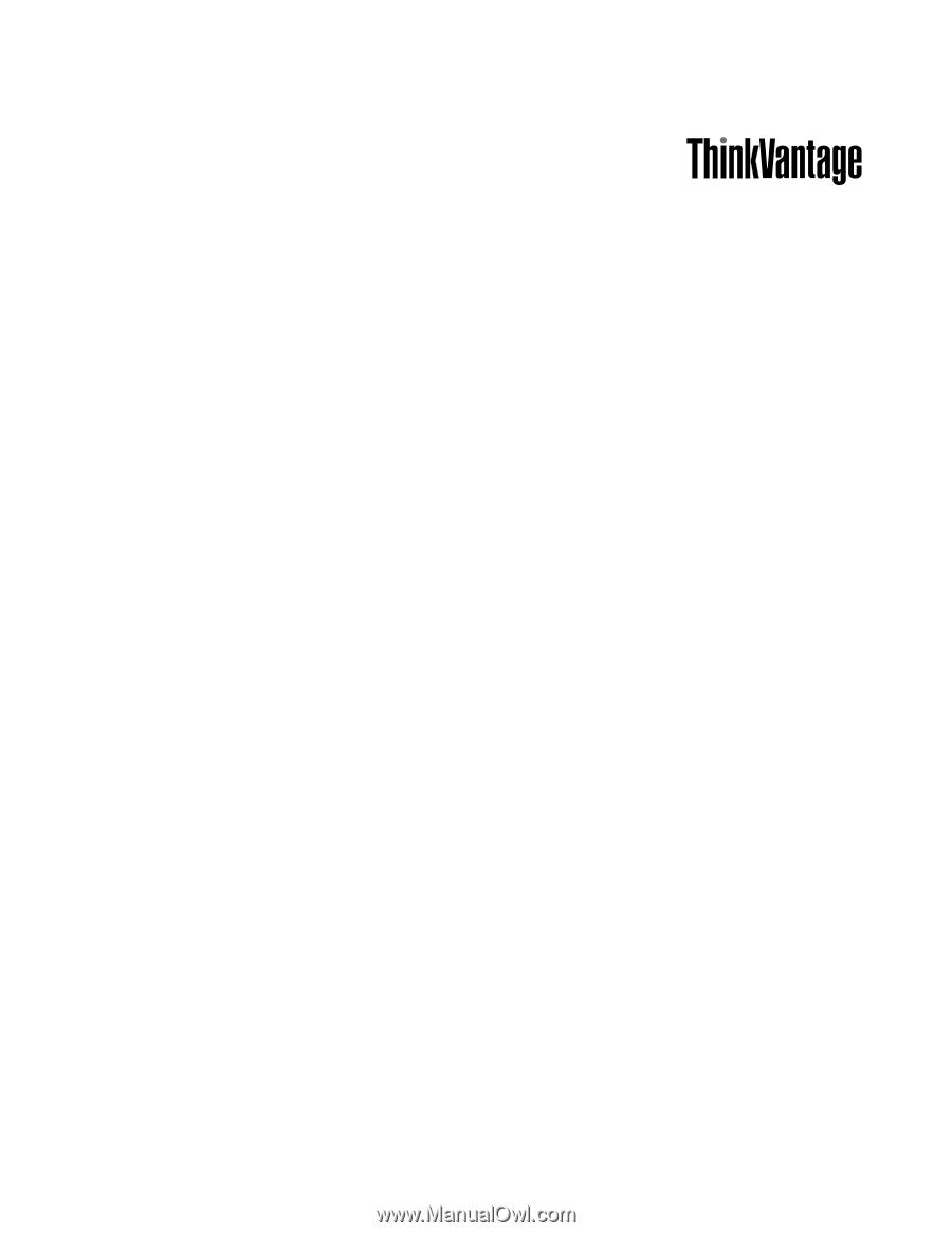Lenovo ThinkCentre M71e | (Spanish) Power Manager Deployment