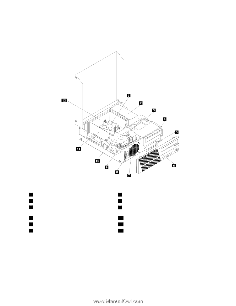 Lenovo ThinkCentre M92p | (English) User Guide - Page 25
