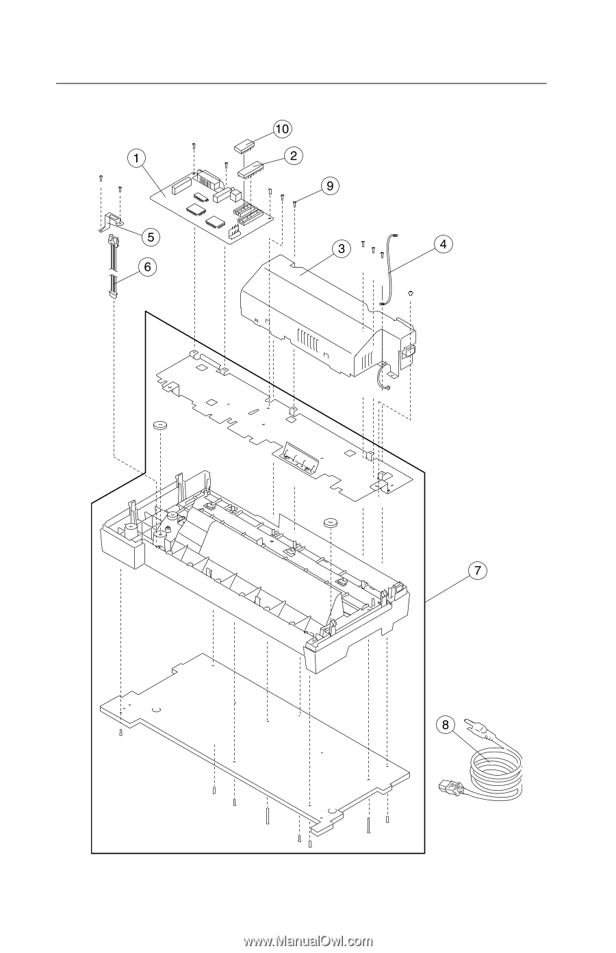 7-8. Service Manual. 4227-300