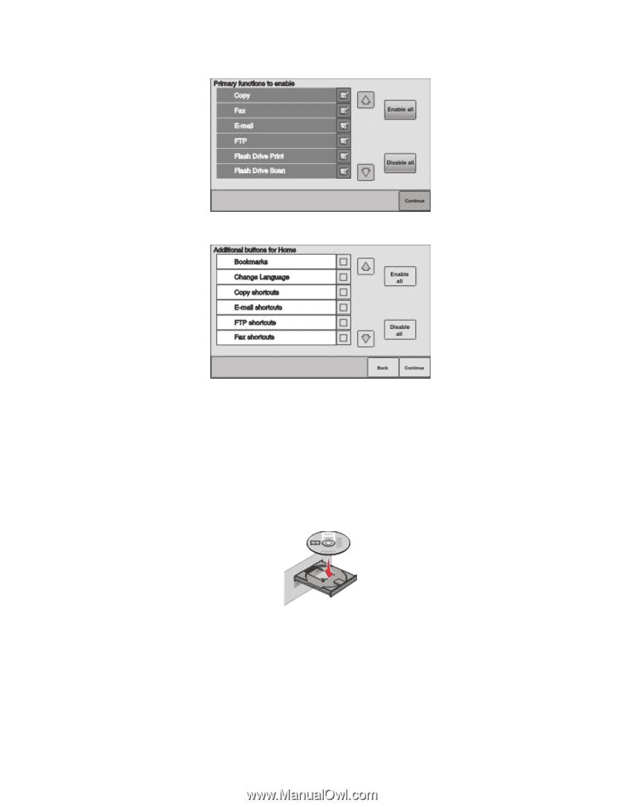 Lexmark X466   Wireless Setup Guide