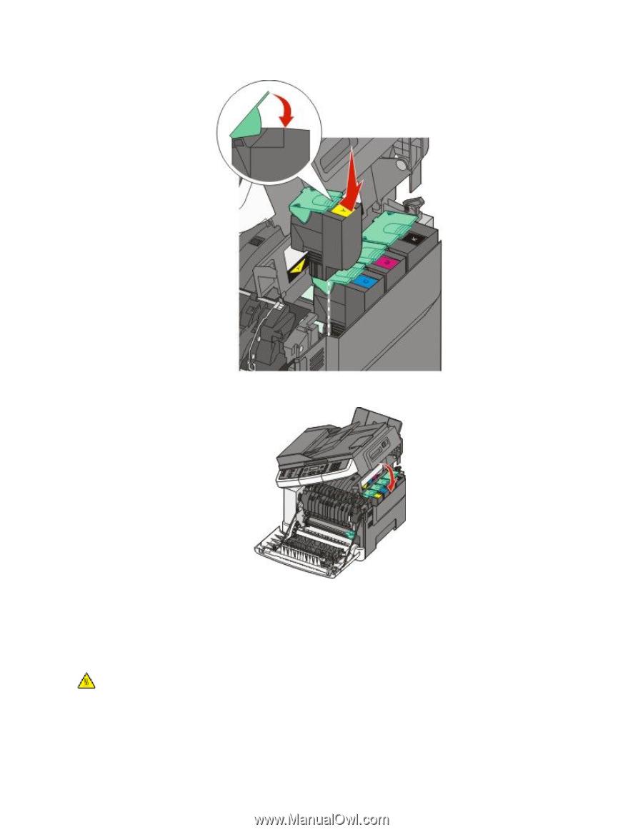lexmark x544 manual
