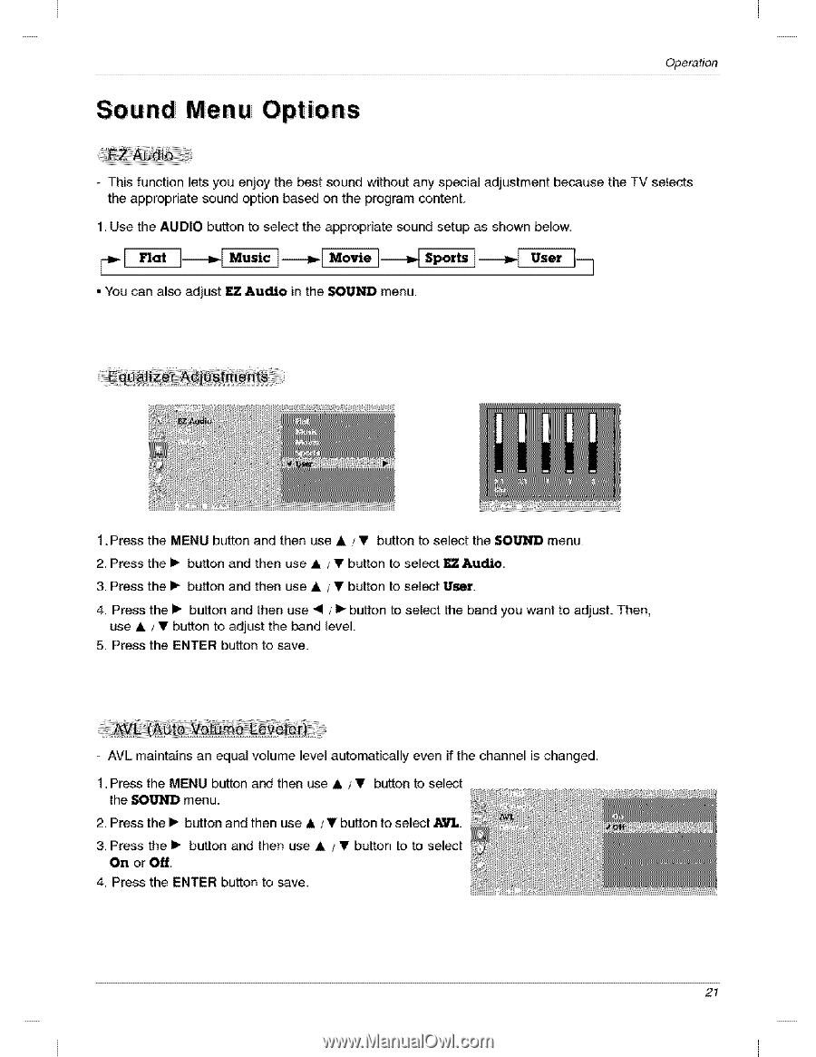 lg 20lc1r owners manual page 30 rh manualowl com LG Manuals PDF LG Cell Phone Manuals