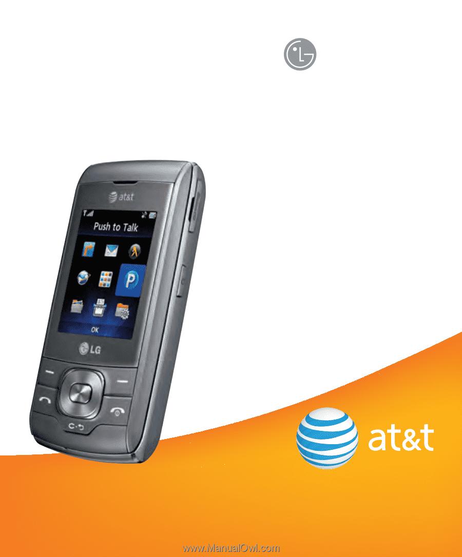 lg gu295 owner s manual rh manualowl com AT&T LG GU295 Phone LG GU295 Unlock