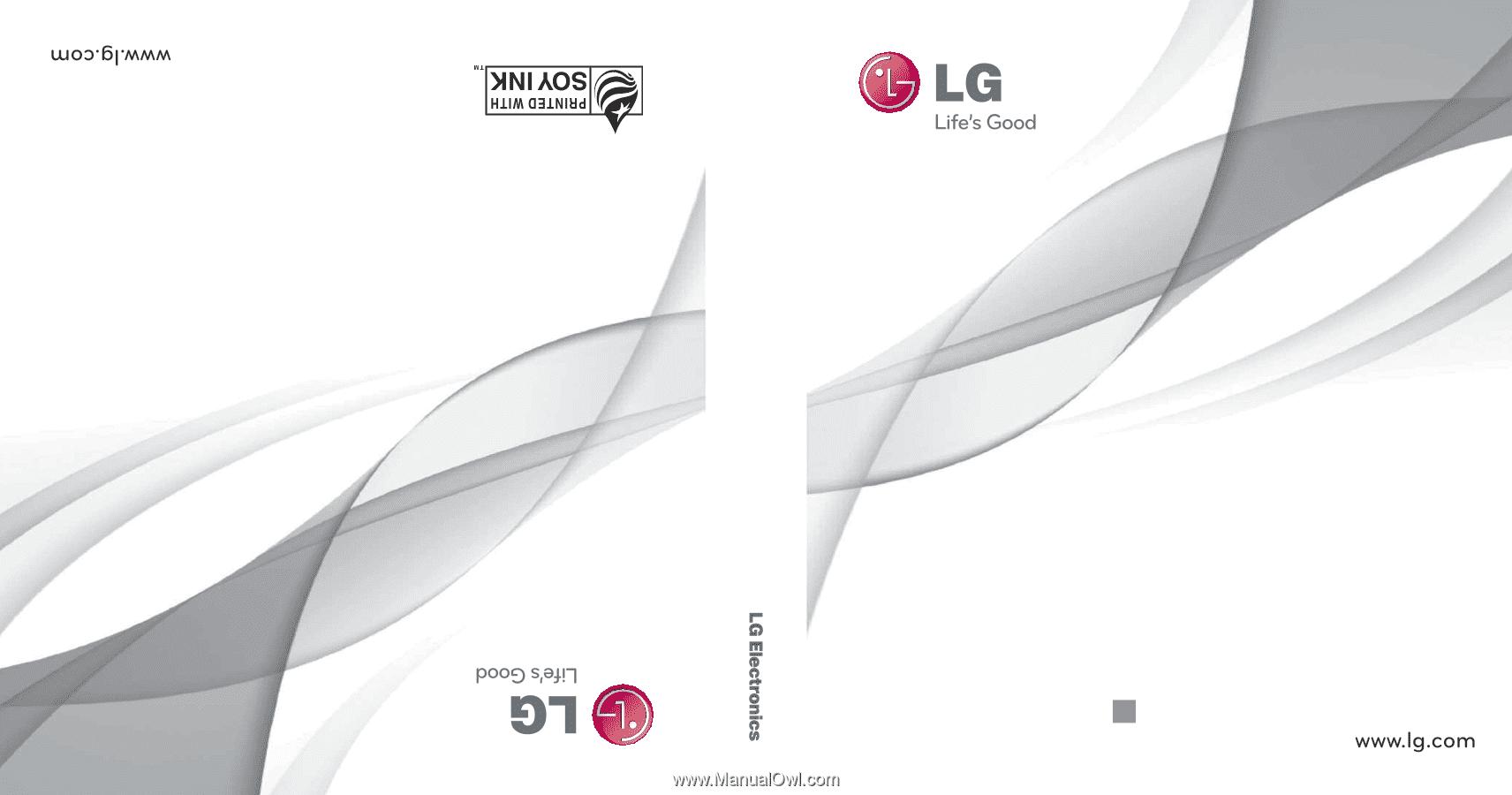 lg lgl55c owners manual english rh manualowl com LG Touch Phone Operating Manual LG Cell Phone Manuals