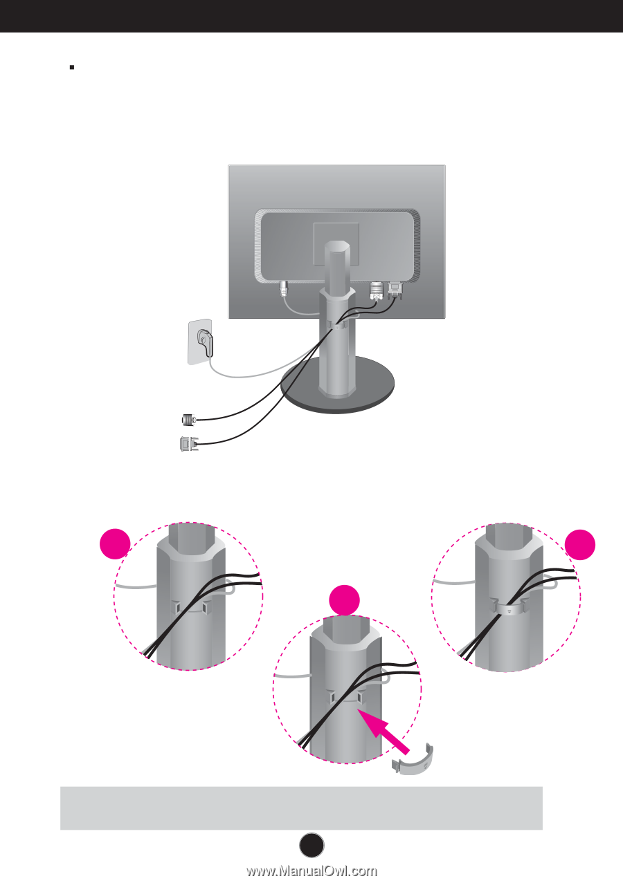 A6. Connecting the Display
