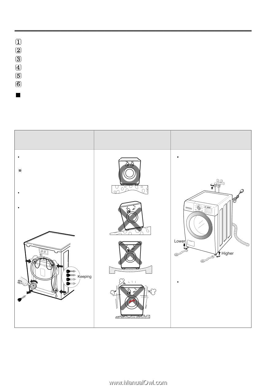 lg wm2277hb service manual rh manualowl com LG Tromm WM2277HB Error Codes wm2277hb service manual