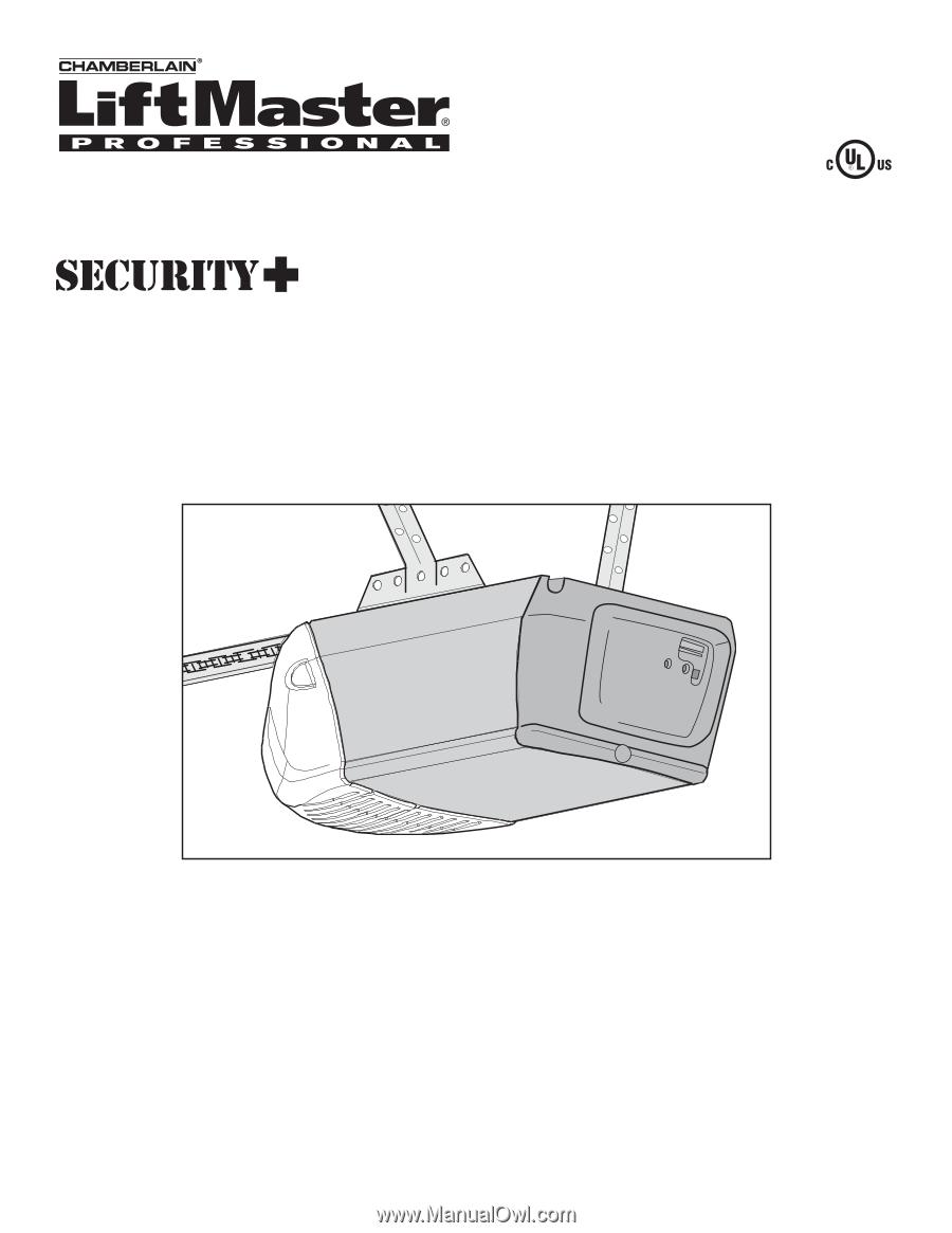 liftmaster 3255 3255 manual rh manualowl com