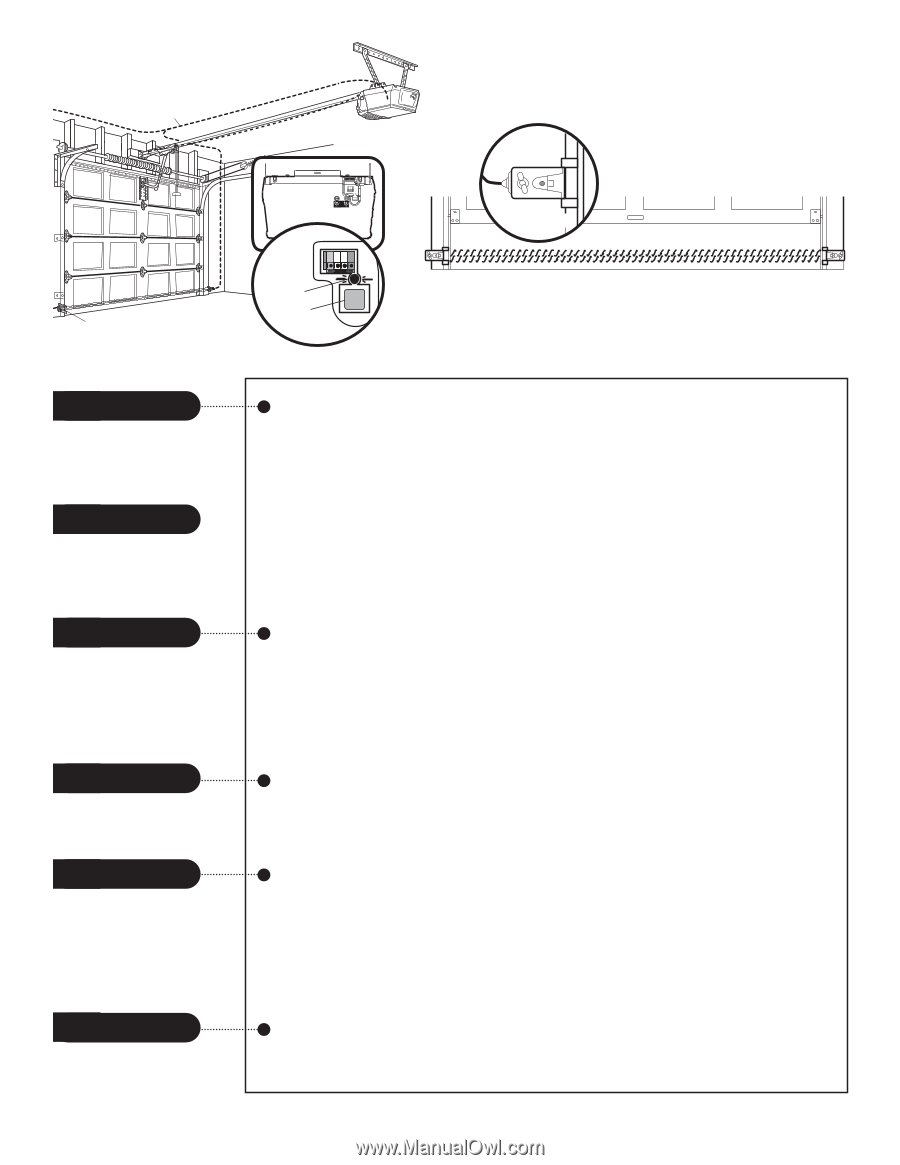 Liftmaster 3255 Wiring Diagram Manual Guide
