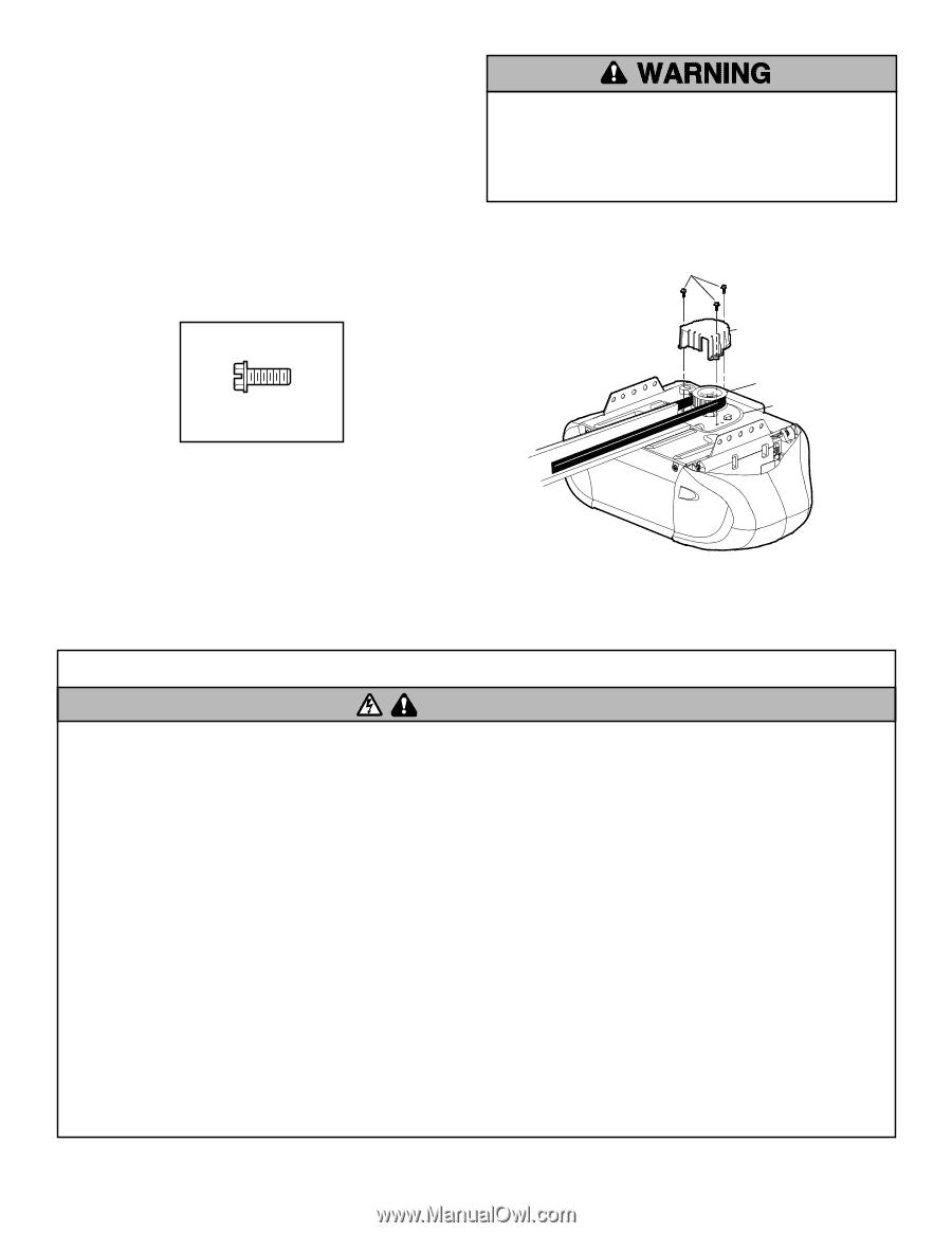 liftmaster 3850 3850 elite series manual page 7. Black Bedroom Furniture Sets. Home Design Ideas