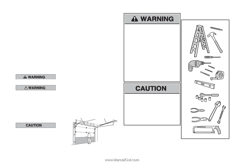 Chamberlain Liftmaster 41a5483 Manual Guide
