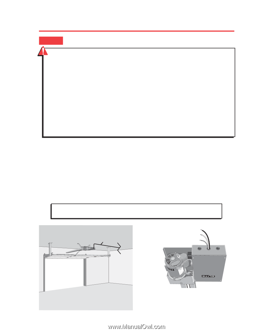 LiftMaster HCT | HCT501130 Manual - Page 17 on