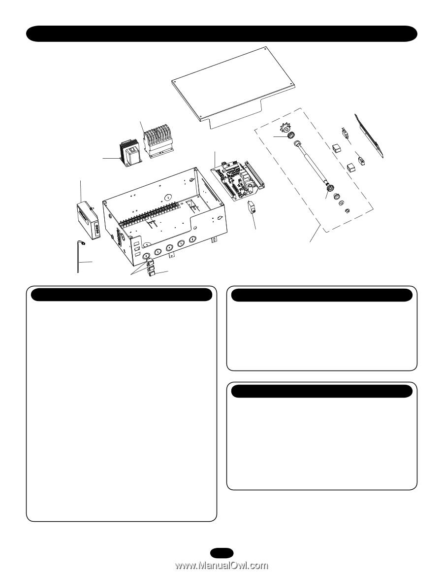 Micron B100mbt713xk Control Transformer 100va Manual Guide
