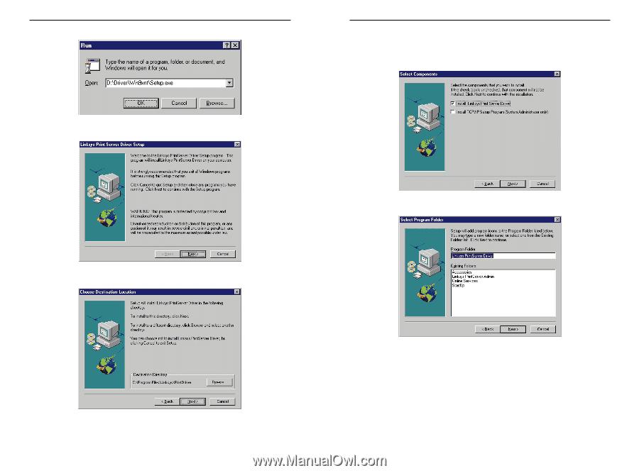 Linksys efsp42 | user guide.
