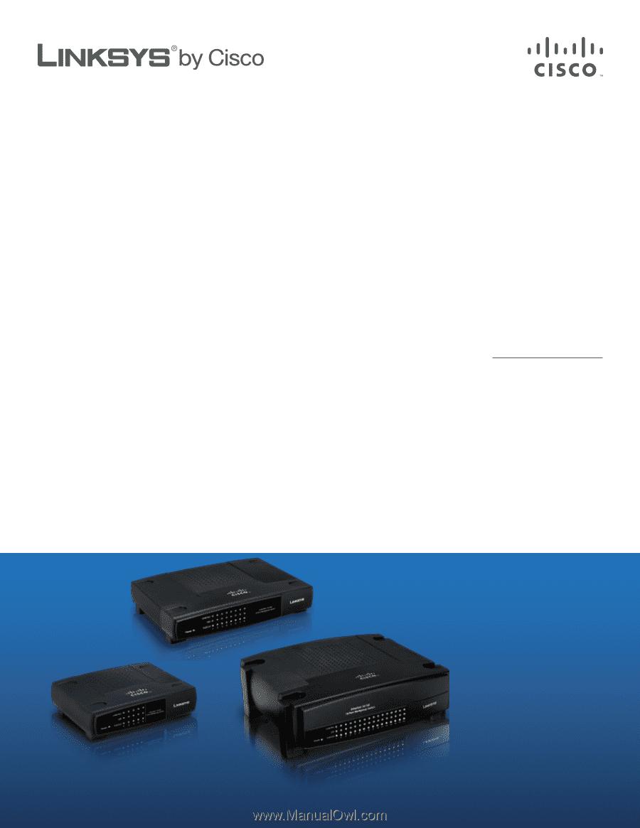 linksys ezxs88w user guide rh manualowl com Linksys BEFSR41 Linksys EZXS88W Power Supply
