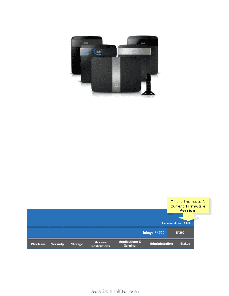 linksys wrt110 firmware download