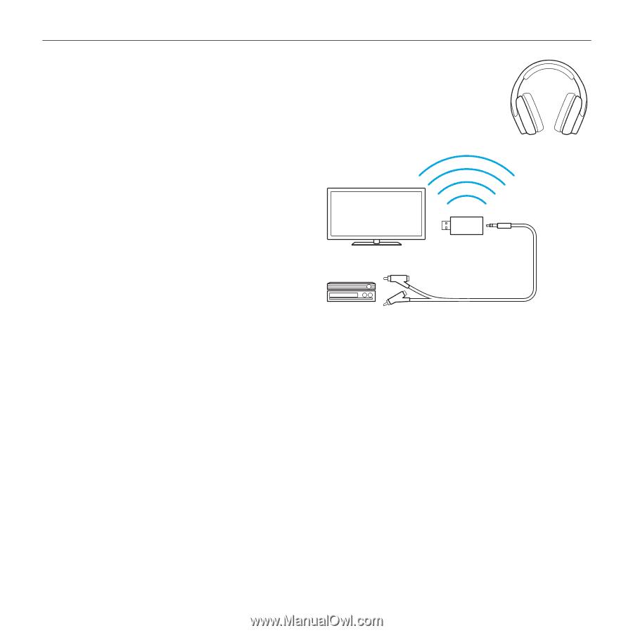 Logitech G933 | Setup Guide - Page 18