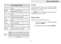 lowrance elite 4 operation manual