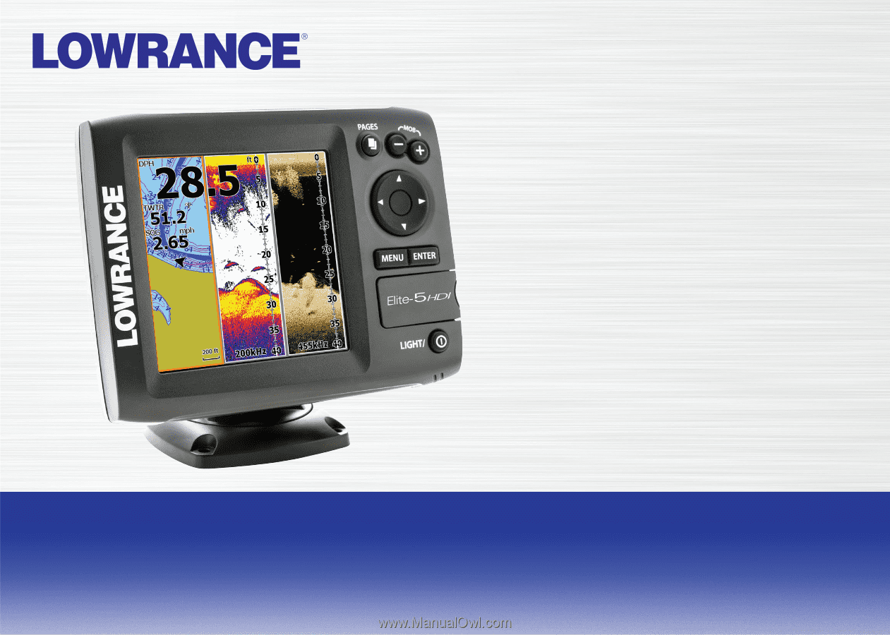 Lowrance Elite 5 Hdi Manual Pdf Wiring Diagram For Installation Operation Combo