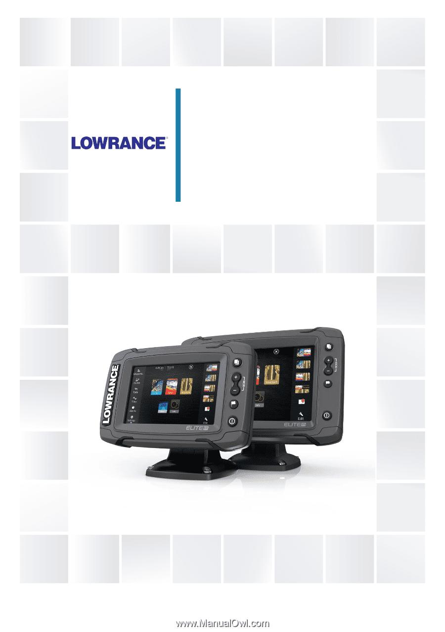 Lowrance Elite 7 Wiring Diagram 127 49 Largest Ti Operators Manual En Rh Manualowl Com 5m Hd 9