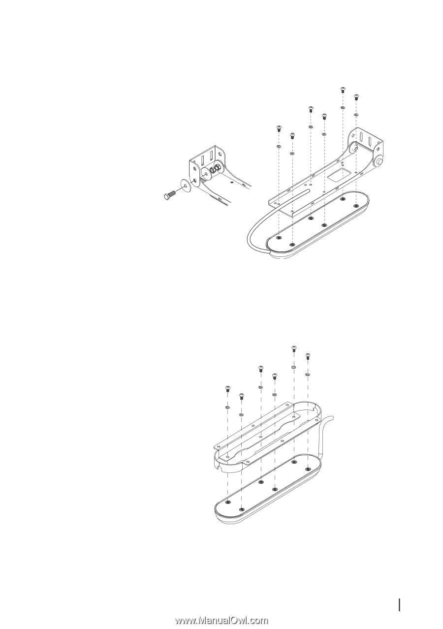Lowrance TotalScan Skimmer | TotalScan Transducer Installation