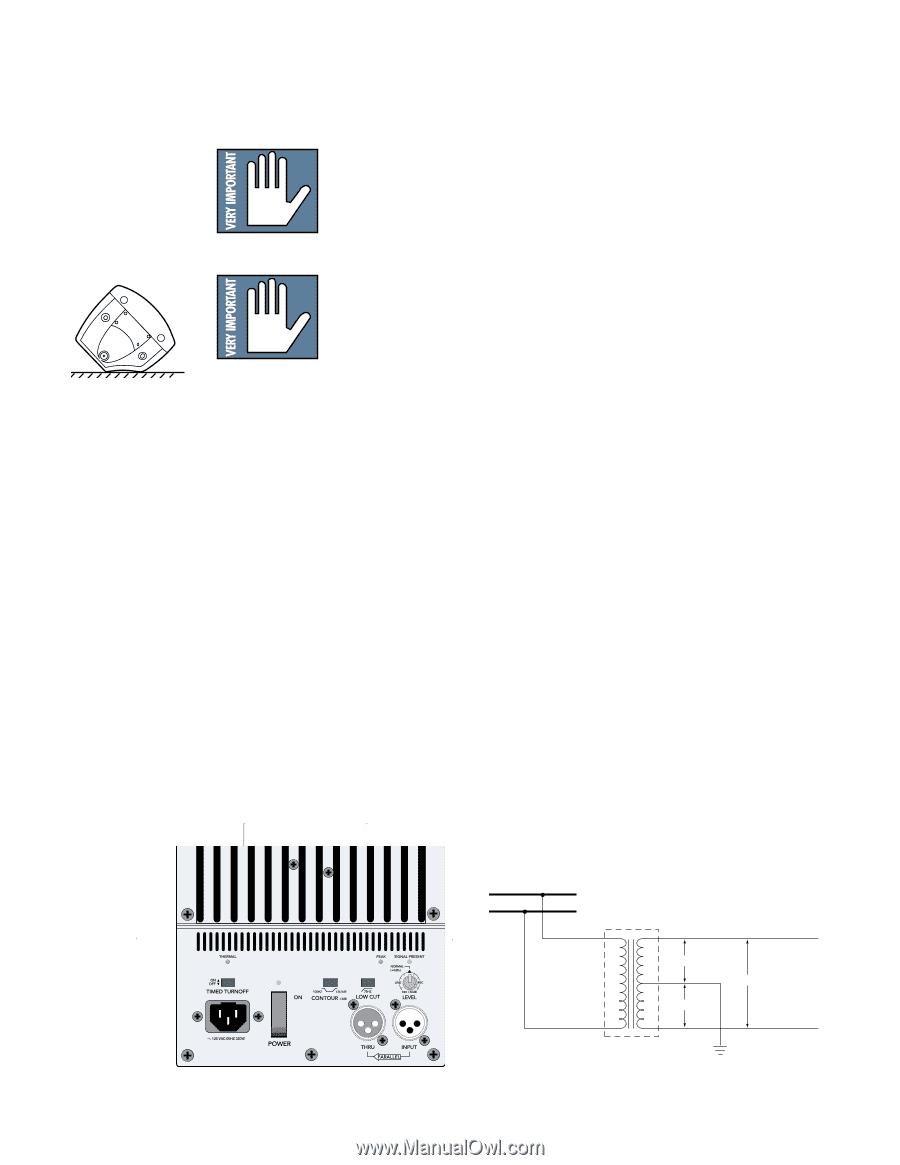 Mackie srm450v2 power supply sch service manual download.