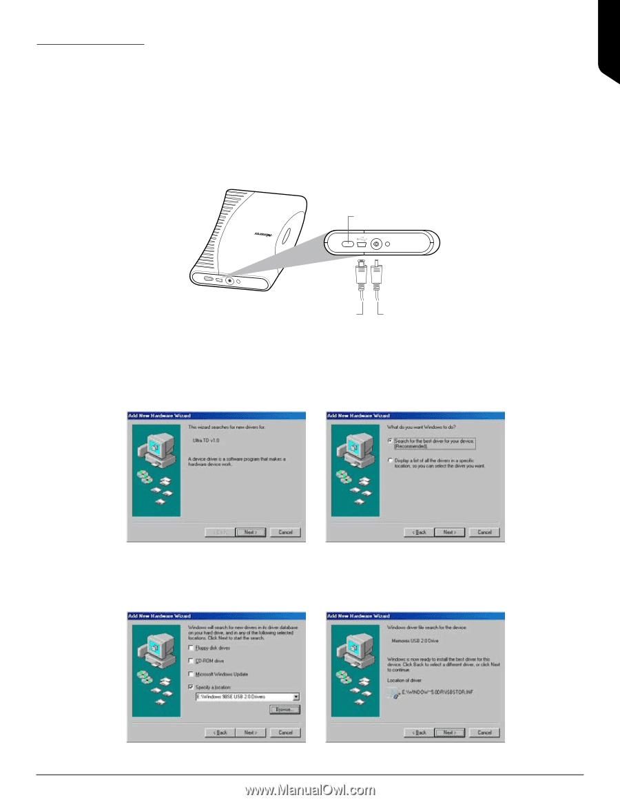 memorex ultra traveldrive manual